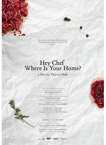 Hey Chef Where Is Your Home?
