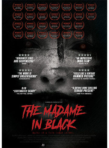 The Madame in Black
