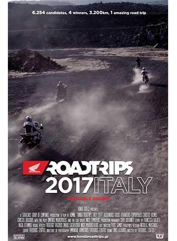Honda Road Trips Italy 2017
