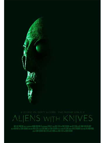 Aliens With Knives