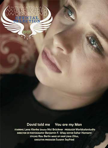 You are my Man – David Told Me