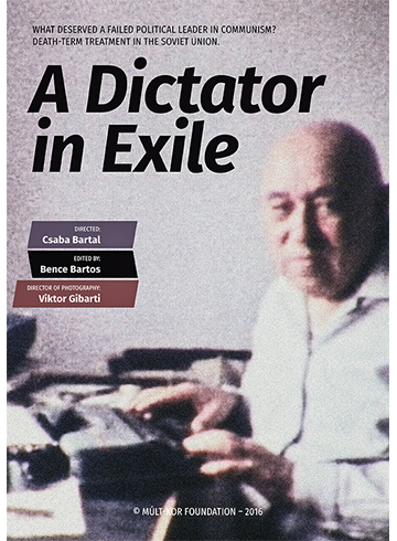 A Dictator in Exile