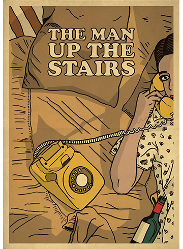 The Man Up The Stairs