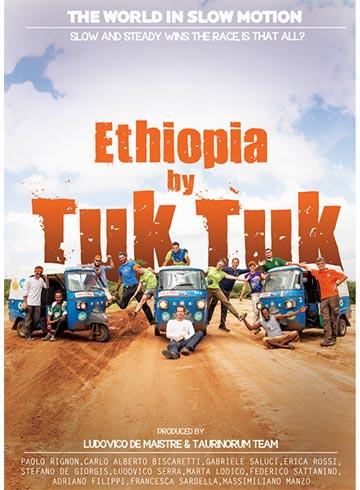 Ethiopia by Tuk Tuk