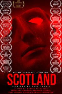 SCOTLAND<p>(India)