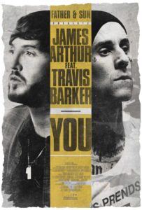 James Arthur feat. Travis Barker – You<p>(Germany)